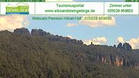 Krippen: Schrammsteine bei Bad Schandau - Day time