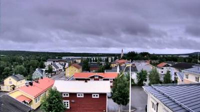 Daylight webcam view from Arjeplog