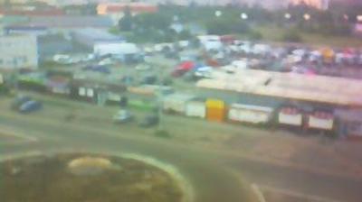 Vista actual o última desde Syeverodonets'k: Severodonetsk, Nauki street (Сєвєродонецьк, вулиця Науки)
