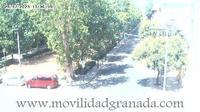 Granada: Paseo de la Bomba - Overdag