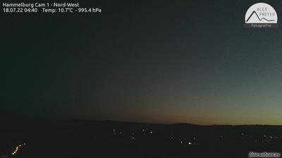 Thumbnail of Hammelburg webcam at 4:13, Aug 3