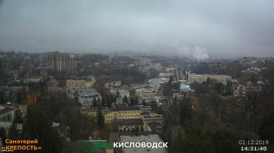 Webkamera Kislovodsk: HD камера − Санаторий «Крепость»