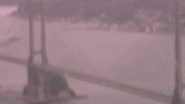 Webcam 片島: Karatsu − Kabejima − Bridge View