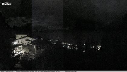 Davos: Schatzalp Panorama-Restaurant