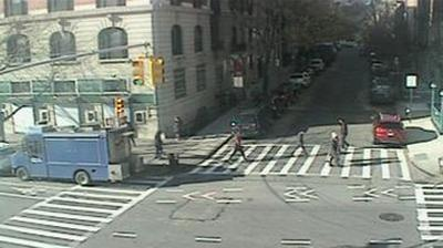 Daylight webcam view from New York: NYC Broadway St
