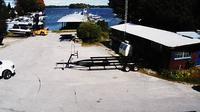 Rideau Lakes: Portland - Cove Marina - El día