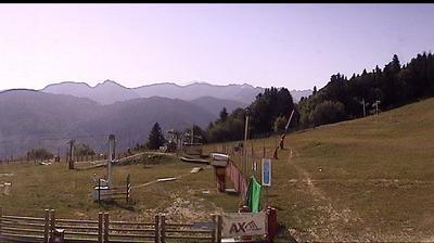 Webcam Ax-les-Thermes: Ax panoramique ete