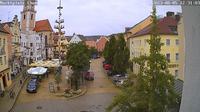 Cham: Opf. Marktplatz - Overdag