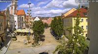 Cham: Opf. Marktplatz - Dagtid