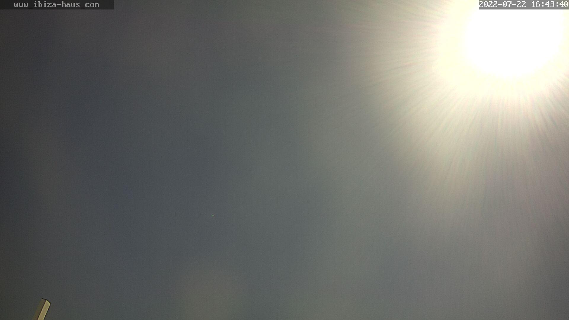 Webcam Santa Gertrudis: Sta. Gertrudis − Ibiza Weathercam