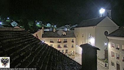 Simplon Dorf: Simplon Pass