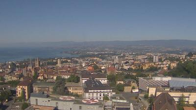 Thumbnail of Lausanne webcam at 5:12, Feb 25
