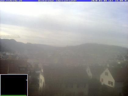 Winterthur: Day & Night Webcam