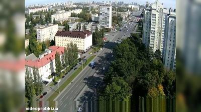 Киев: проспект Победы