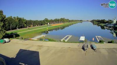 Zagreb: Jarun - rowing track