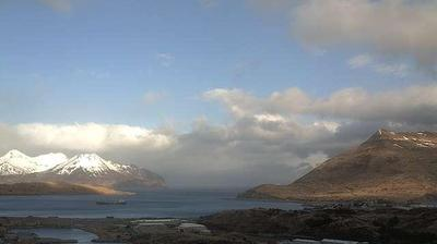 Webkamera Dutch Harbor › North: Haystack Mt. − North