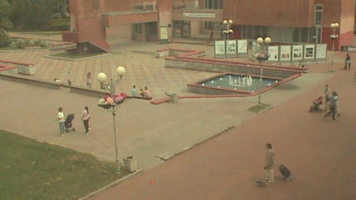Webcam Troitsk: Сиреневый бульвар. Площадь 41 км