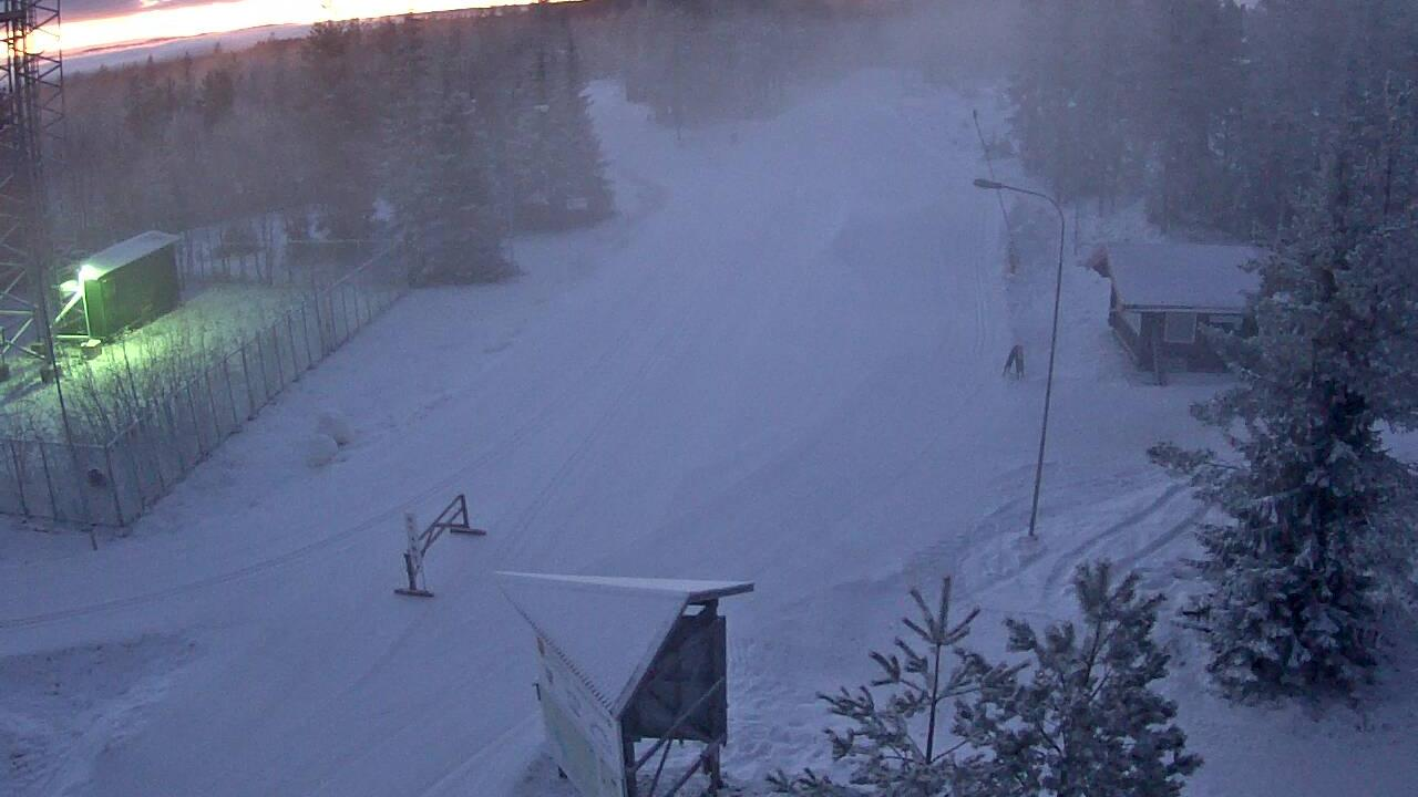 Webcam Granberget › South