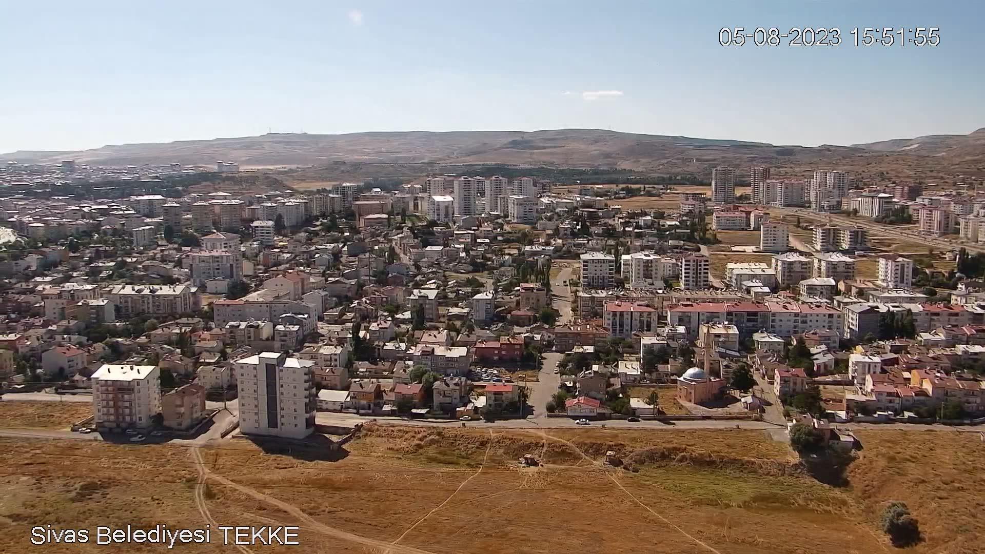 Webcam Sivas: Yukarı Tekke