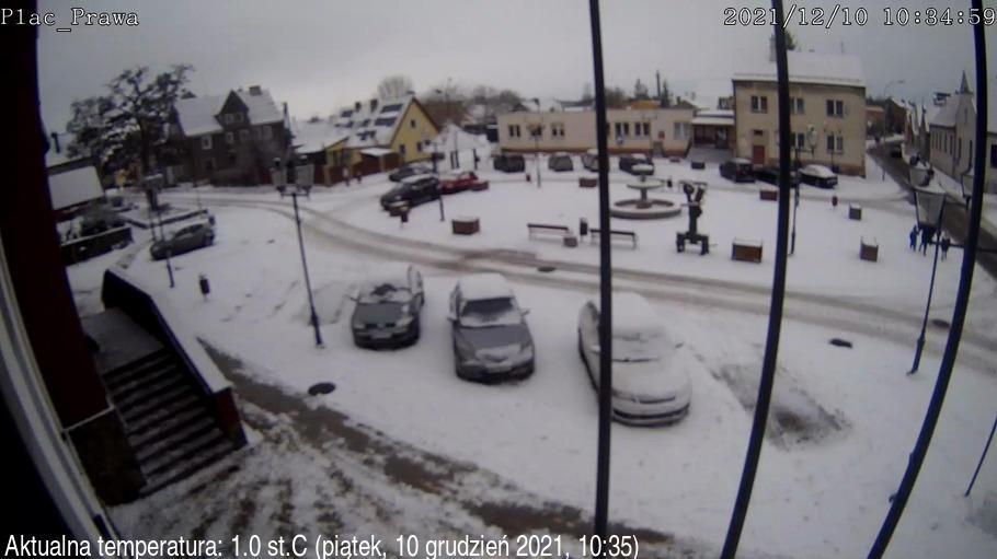 Webcam Tolkmicko › North: Rzeczpospolita − Plac Wolności