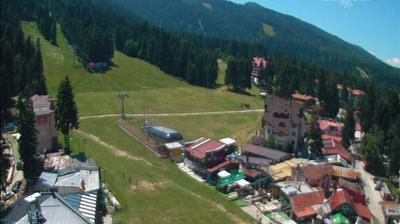 Daylight webcam view from Боровец: Borovets