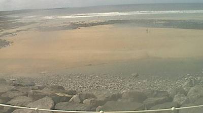 Vista de cámara web de luz diurna desde Lahinch › North: Brandon Bay