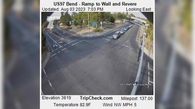 Vignette de Bend webcam à 7:11, févr. 25