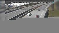 Shrub Oak › North: Taconic State Parkway at Route - Day time