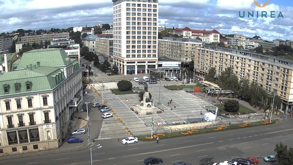 Webcam Unirea Hotel & Spa: Iaşi