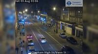London: Clapham High St/Venn St - Actuales