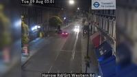 London: Harrow Rd/Grt Western Rd - Actuelle
