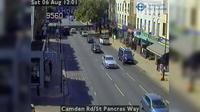 London: Camden Rd/St Pancras Way - Recent