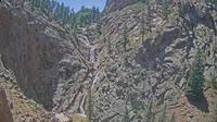 Colorado Springs: The Broadmoor Seven Falls - Day time