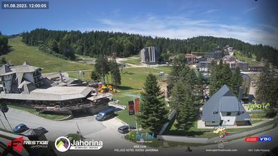 Daylight webcam view from Jahorina: Jahorina Prestige