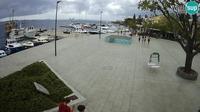 Crikvenica: Selce Main Square - City Centre - El día