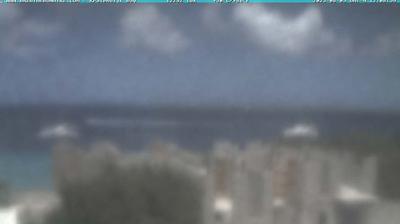 Vue webcam de jour à partir de Dorp Nikiboko: Netherlands Antilles − Bonairecam