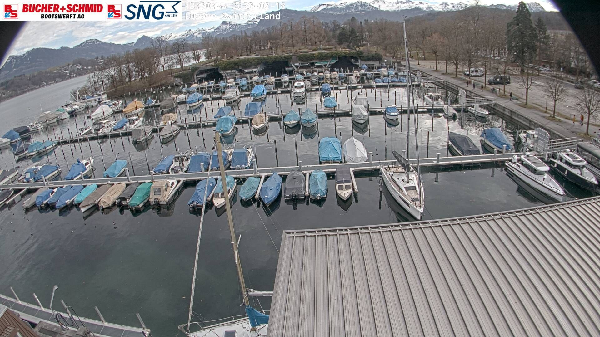 Luzern: Webcam de