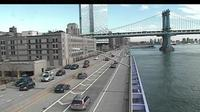 Manhattan Community Board 3: FDR Drive @ Catherine Street - Day time