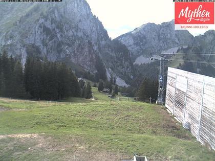 Brunni: Mythenregion Schwyz - Einsiedeln (Bergstation) - Holzegg