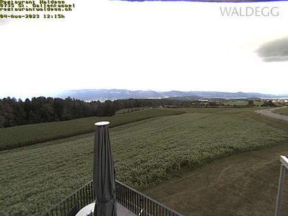 Gebertingen: Restaurant Waldegg, St. Gallenkappel
