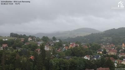 Thumbnail of Schmalkalden webcam at 1:16, Mar 2