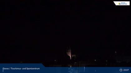 Davos: Platz - Tourismus- und Sportzentrum
