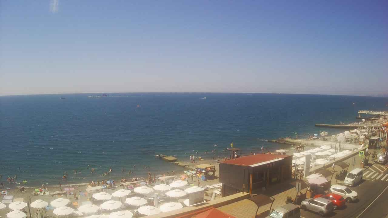 Webkamera Adler: Веб камера на пляже Адлера