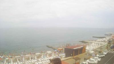 Vista actual o última desde Adler: Веб камера на пляже Адлера