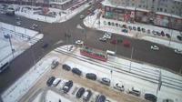 Omsk: Перекрёсток ул. Жукова - ул. Маяковского - Overdag