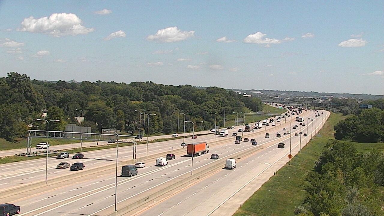 Webkamera Omaha: Interstate 680 And Interstate 80