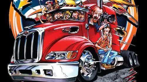 Webcam San Antonio: BigRigTravels Broadcast Truck