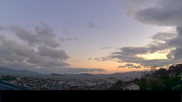 Webkamera Maungaraki: Weathercam