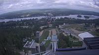 Rovaniemi: Ounasvaara, panoramic view - El día