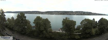 Thalwil: Panorama Webcam - Zürichsee